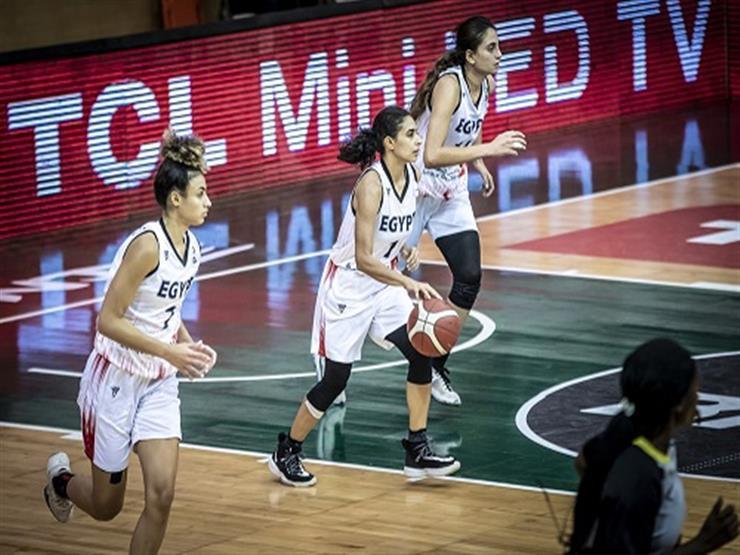 كرة السلة.. سيدات مصر يكتسحن تونس في دور الـ16 للبطولة الأفريقية