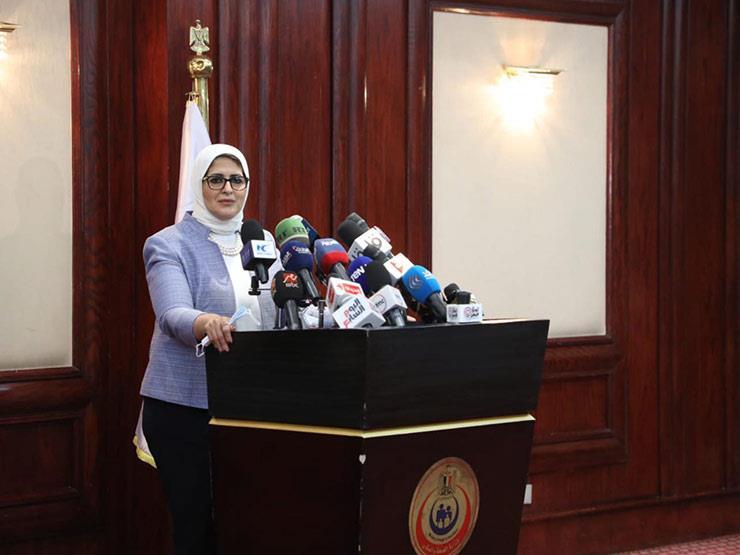 وزارة الصحة: تسجيل 722 إصابة جديدة بفيروس كورونا.. و31 حالة وفاة