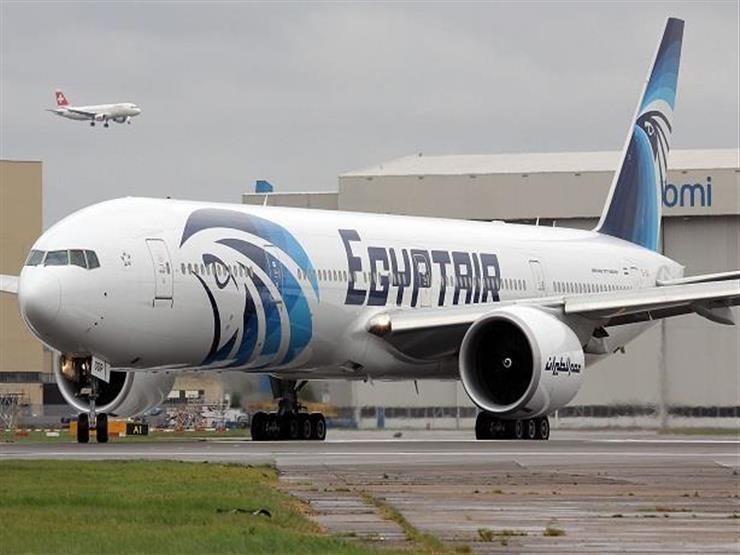 اليوم.. مصر للطيران تُسير 81 رحلة جوية لنقل 8366 راكبا لوجهات مختلفة