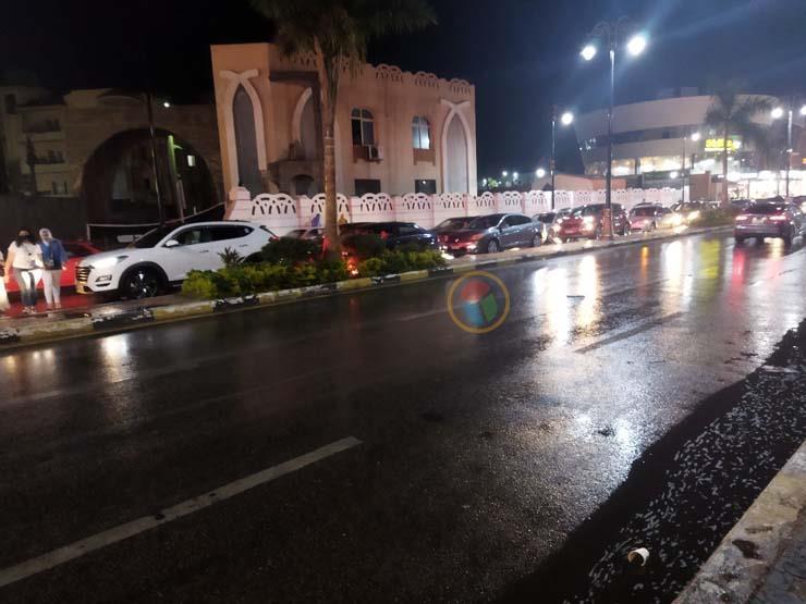 الأرصاد: أمطار شمال الدلتا تمتد إلى القاهرة فجر الجمعة