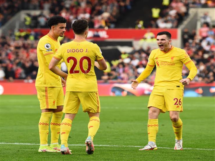 صلاح يدخل التاريخ وليفربول يتعثر أمام برينتفورد في مباراة الـ6 أهداف