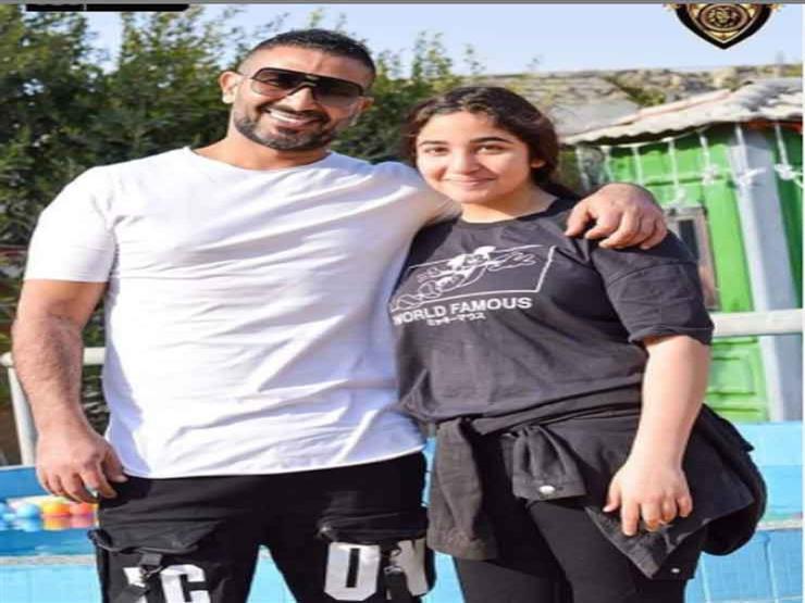 """أحمد سعد يحتفل بعيد ميلاد ابنته """"صورة"""""""