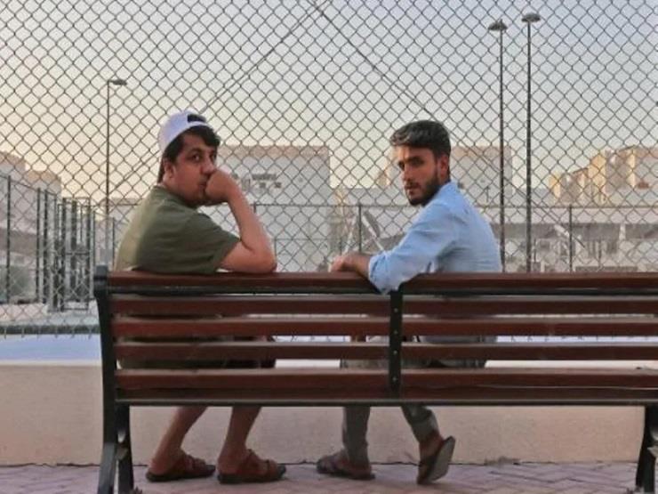لاجئون أفغان يقيمون في مقر كأس العالم لكرة القدم في قطر