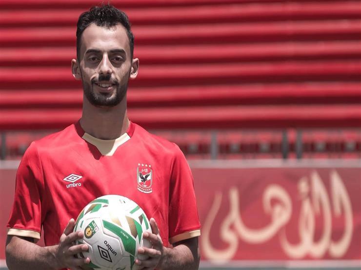 أحمد عبدالقادر: سأحارب على الفرصة في الأهلي.. وموسيماني يحفزني بشكل كبير