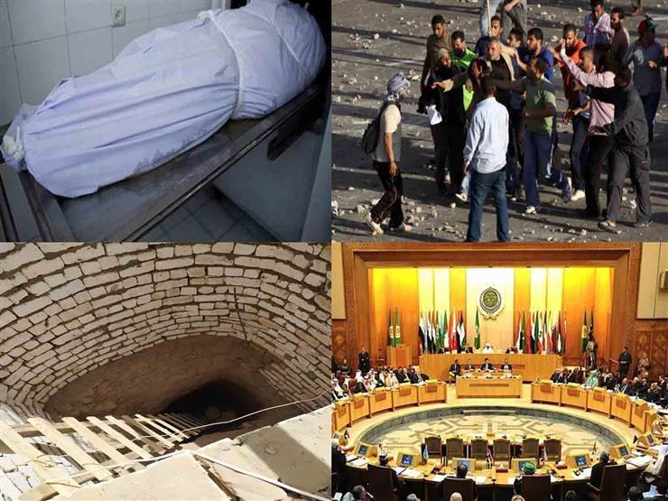 """""""جريمة قتل في جبال العياط والإعدام لـ3 متهمين في التخابر مع داعش ليبيا"""".. نشرة الحوادث"""