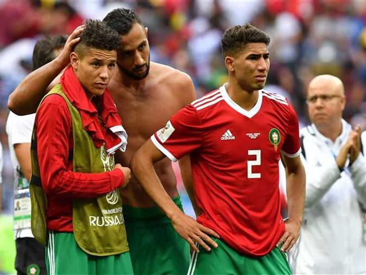 """""""يوم صعب في كوناكري"""".. حكيمي يوجه الشكر للجماهير بعد عودة المنتخب المغربي"""