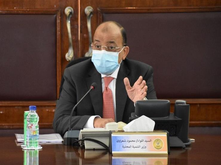 """وزير التنمية المحلية يصدر قرارًا بتعيين """"سراج"""" و""""متولي"""" في مركز طنطا"""