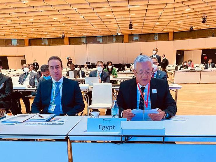 """رئيس """"النواب"""" يستعرض جهود تمكين المرأة المصرية أمام المؤتمر العالمي لرؤساء البرلمانات"""