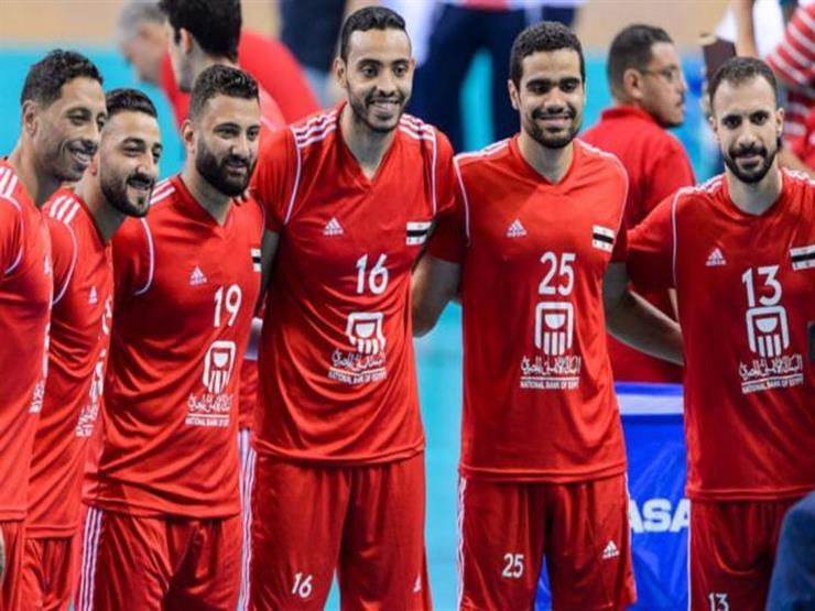 كرة طائرة.. مصر تستعيد توازنها بالفوز على تنزانيا ببطولة أفريقيا