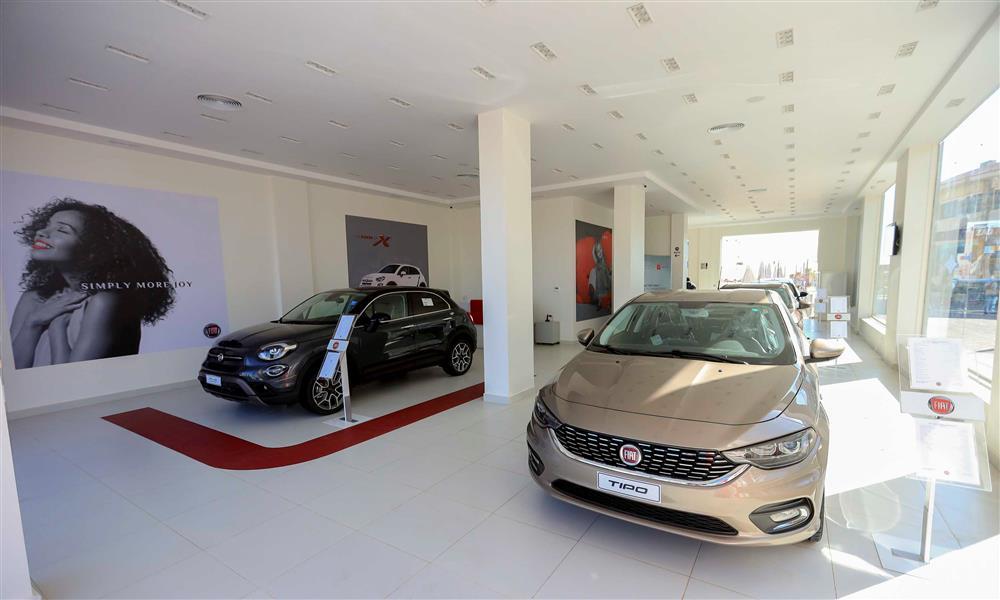 افتتاح صالة عرض الزغبي لسيارات فيات بمدينة السويس  (5)