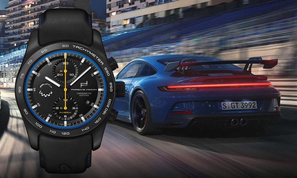 ساعة بورشه Chronograph 911 GT3
