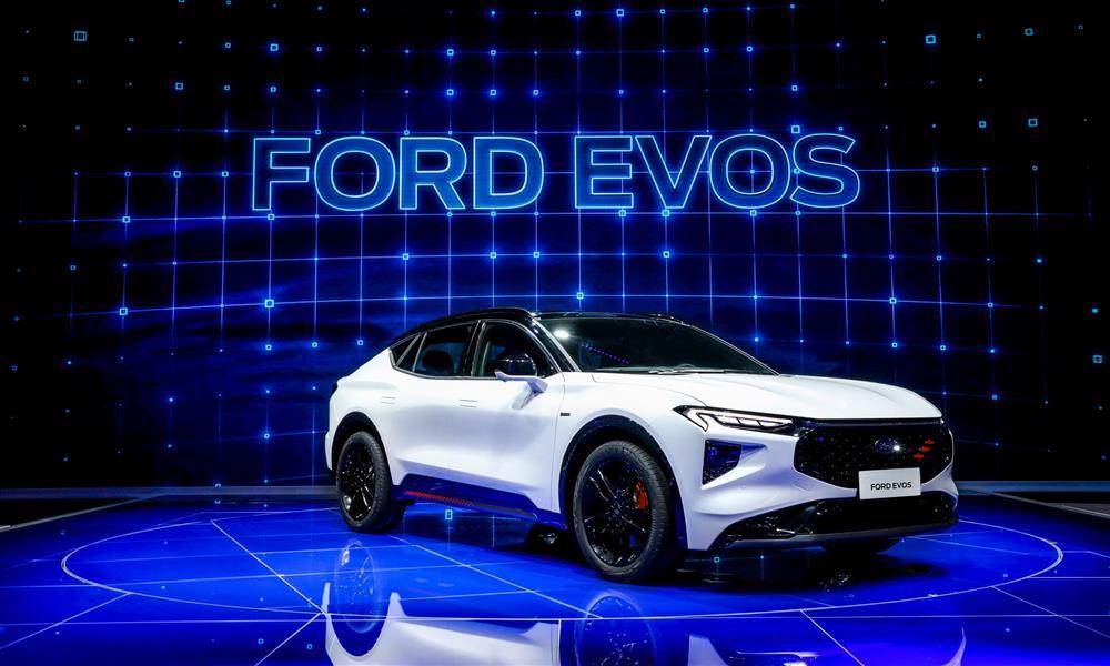 فورد تعلن عن EVOS في معرض شنجهاي