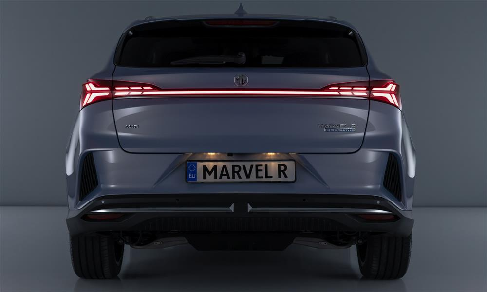 MG تطلق MARVEL R...أعلى سياراتها الكهربائية