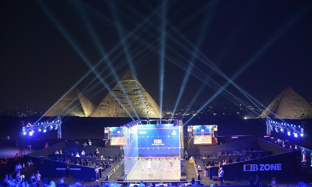 هيونداي مصر ترعي بطولة سي أي بي مصر الدولية للاسكواش