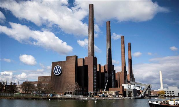 مصنع فولكس فاجن بمدينة ولفسبورج