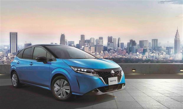 نيسان تتعدي حاجز مبيعات ٥٠٠ ألف سيارة بنظام e-POWER الكهربائي