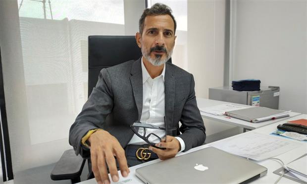 كريم نجار ، رئيس مجلس ادارة كيان ايجيبت
