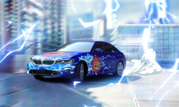 BMW تتوسع في دعم الألعاب الرقمية ومسابقات eSports