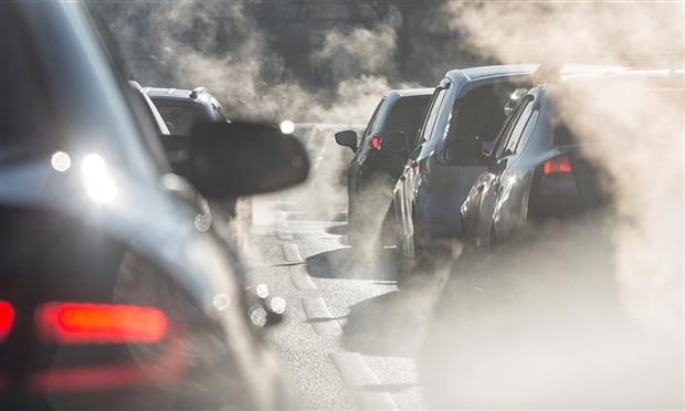 انبعاثات السيارات