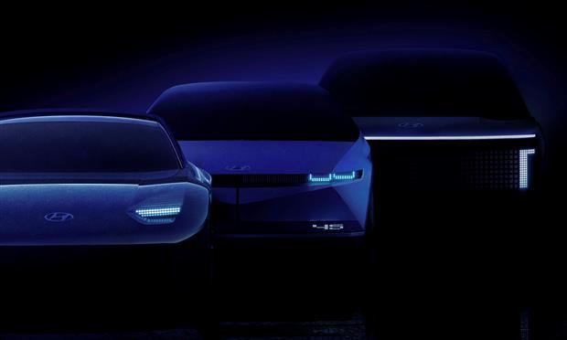 هيونداي تستثمر ٥.٥ مليار دولار بمجال السيارات الكهربائية  ت