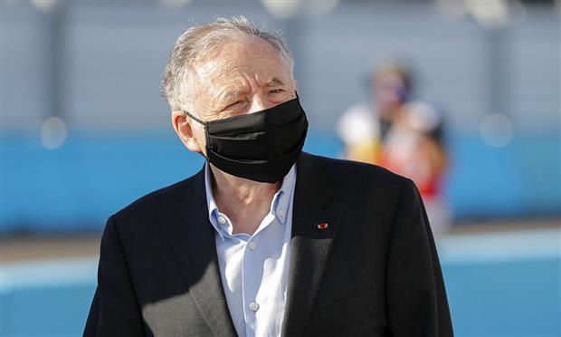جان تود رئيس الاتحاد الدولي للسيارات FIA