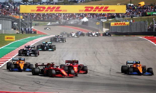 سباق جائزة أمريكا الكبرى 2021