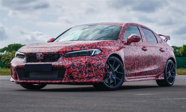 هوندا سيفيك Type-R الجديدة تنطلق خلال العام القادم