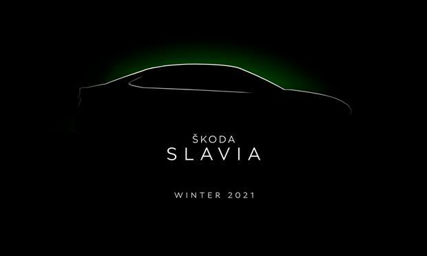 سكودا تستعد لإطلاق سيارة سيدان جديدة – تفاصيل