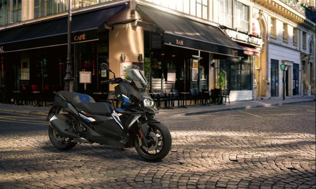 الجيل الجديد من بي إم دابليو C400 X و C400 GT.. – صور