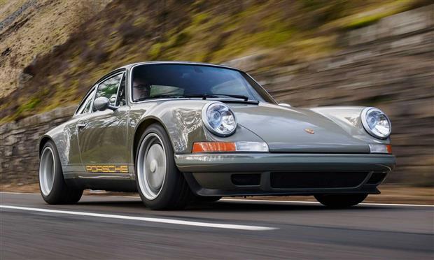 بورشه 911 كلاسيكية من شركة Theon Design – صور