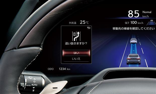 تويوتا تطلق نظام Advanced Drive المتطور لدعم السائق