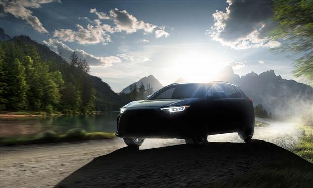 بالتعاون مع تويوتا…سوبارو تطلق SUV كهربائية جديدة العام القادم
