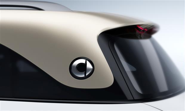 سمارت تطلق SUV كهربائية في ٢٠٢٣