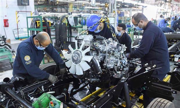 مصنع جنرال موتورز مصر