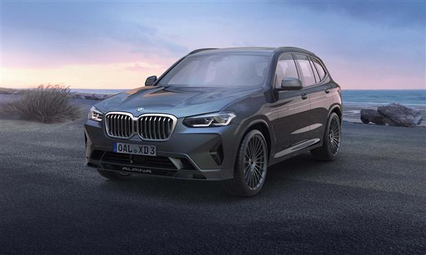 ألبينا تعدل نسخة BMW X3 المحسنة