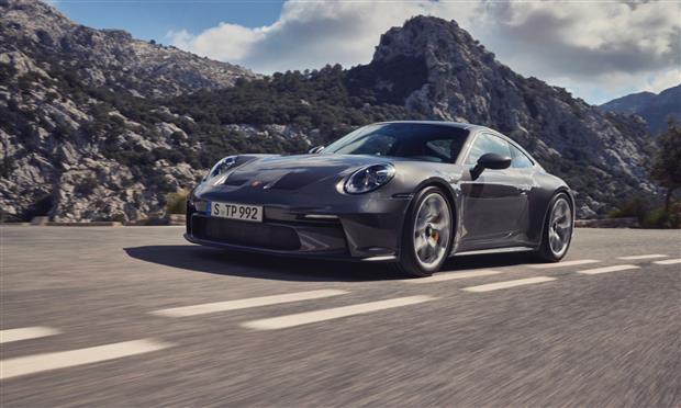 بورشه 911 GT3 تورينج - صور وتفاصيل