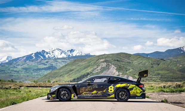 تفاصيل جديدة عن بنتلي كونتننتال GT3 Pikes Peak