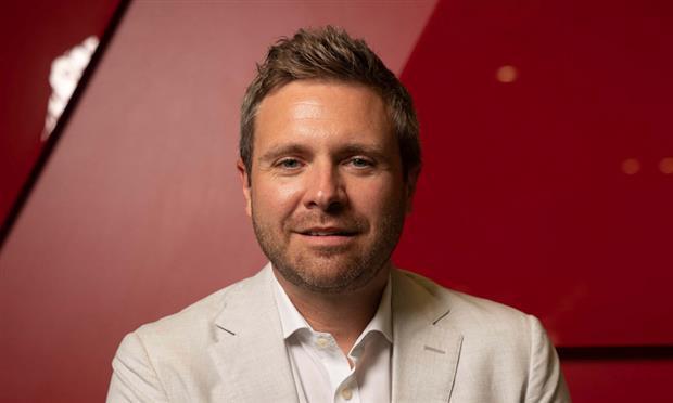 بيتر وايت ، مدير المبيعات والعمليات بأودي الشرق الأوسط