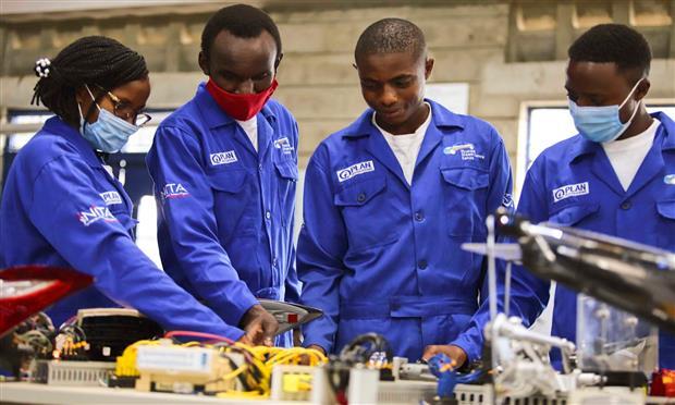 هيونداي تفتتح مركز الأحلام السابع في كينيا