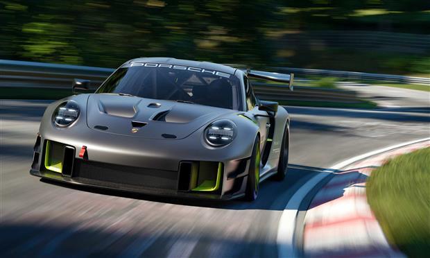 بورشه 911 GT2RS Clubsport 25..نسخة احتفالية محدودة مخصصة للحلبات