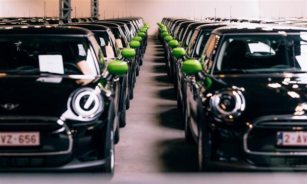 ٢٤٠ ميني كوبر كهربائية  تنضم لأسطول شركة إنجليزية – تفاصيل