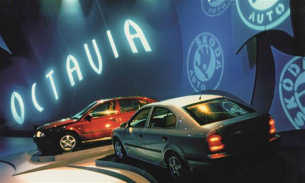 مرور ٢٥ عام على انطلاق سكودا أوكتافيا – صور و تفاصيل