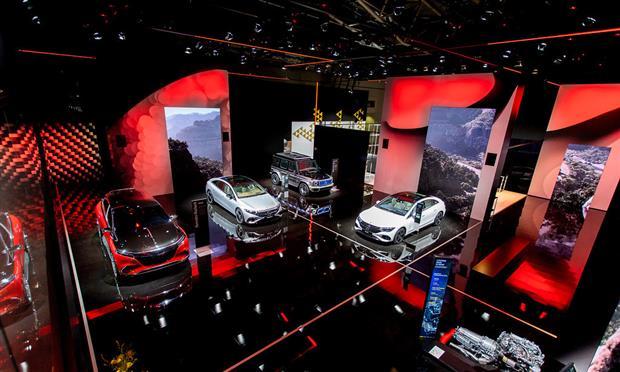 تغطية معرض IAA للسيارات