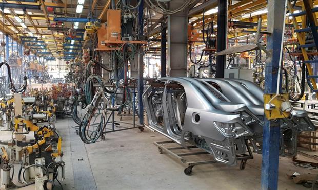 مصنع الأمل للسيارات