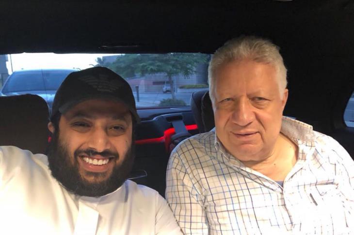 هاني شكري: آل الشيخ أهدى الزمالك مليون دولار وتم تحويل المبلغ لمرتضى