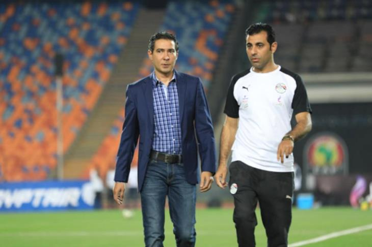 اتحاد الكرة يعلن إصابة محمد بركات بفيروس كورونا