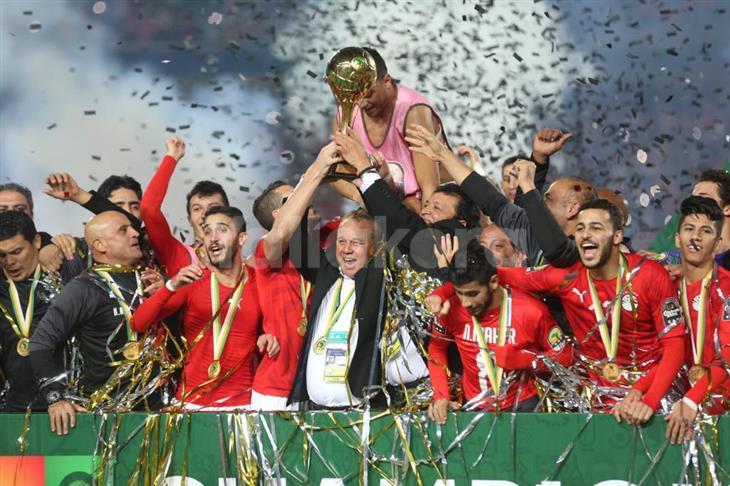 رسميا.. مصر في التصنيف الثالث بقرعة أولمبياد طوكيو