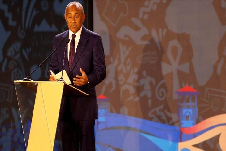 الاتحاد الأفريقي يعلن عودة أحمد أحمد لرئاسة كاف