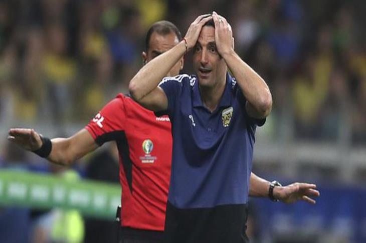 مدرب الأرجنتين بعد التعادل مع تشيلي : لازال المشوار طويلا في كوبا أمريكا