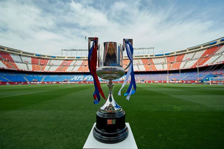 قرعة سهلة لريال مدريد وبرشلونة في كأس إسبانيا
